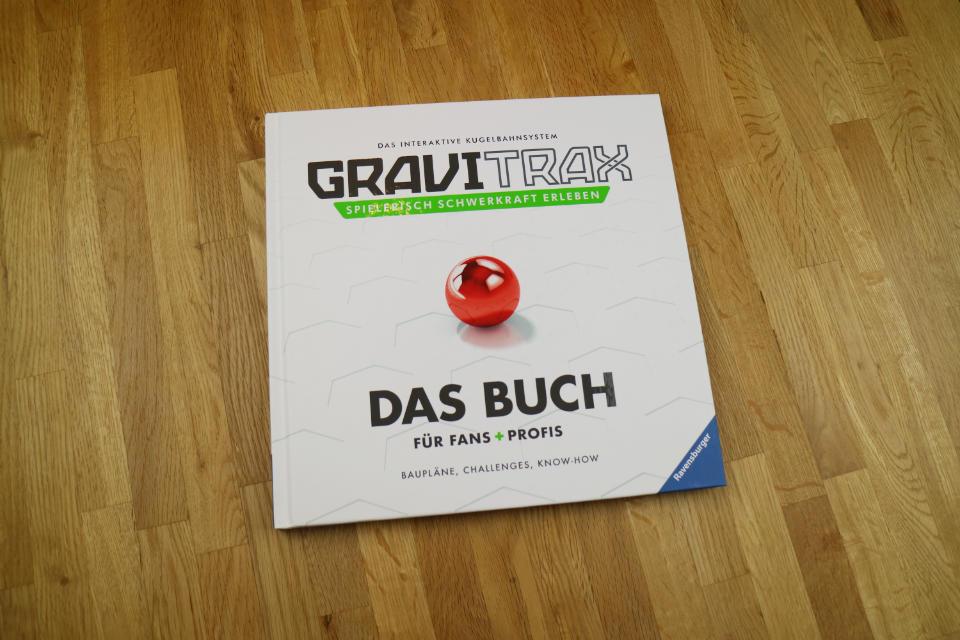Das GraviTrax Buch für Fans und Profis