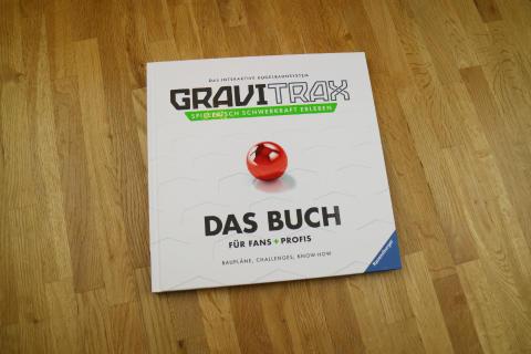 GraviTrax Buch für Fans und Profis