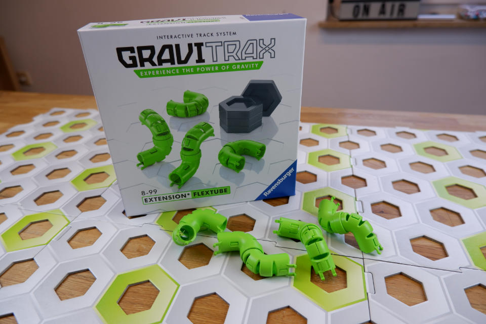 GraviTrax FlexTube Packung